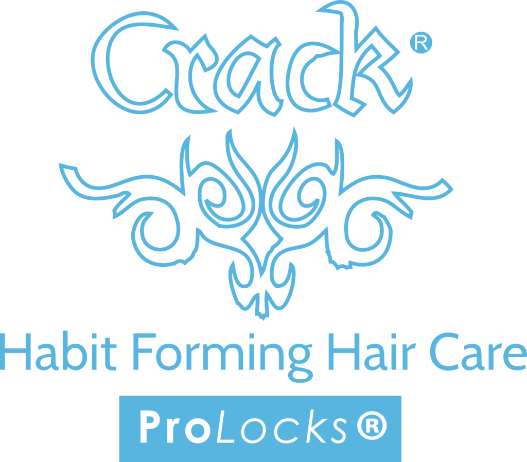 Logo Crack Hair Care